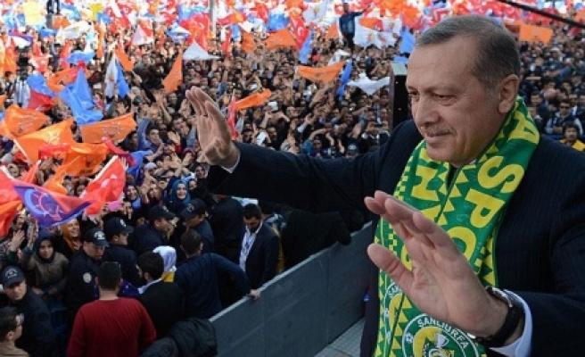 Erdoğan'dan Şanlıurfa'ya müjde