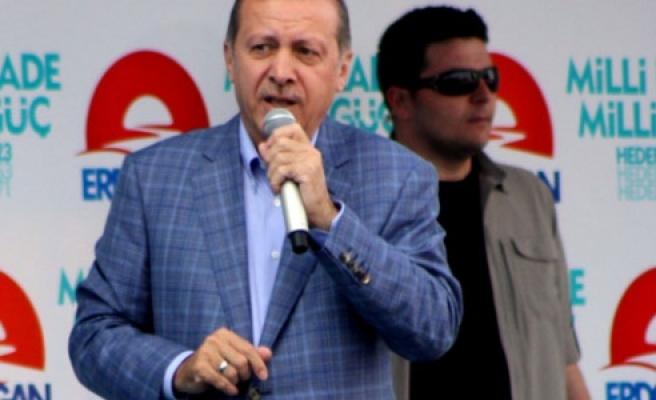 Erdoğan'ın Urfa mitingi başına iş açtı!