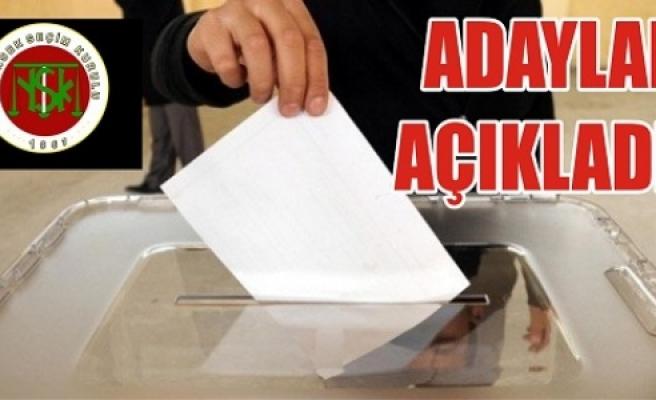 Eyyübiye Belediye Meclis  üyesi adayları…