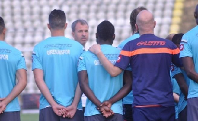 Giresunspor, Urfaspor maçına odaklandı
