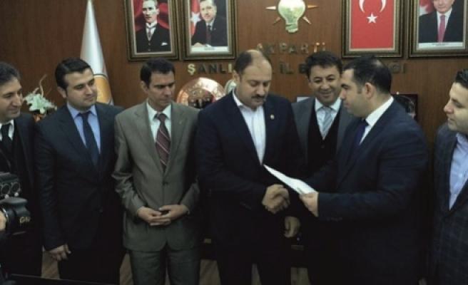 Gülpınar milletvekili aday adayı oldu