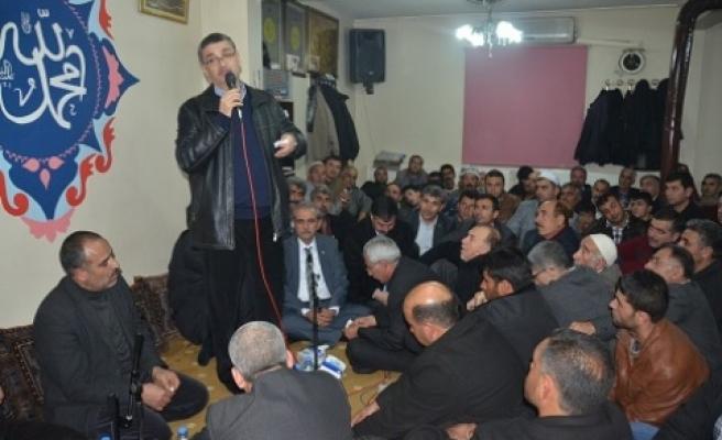 """Güvenç, """"AK Parti ülkemizin sigortasıdır"""""""