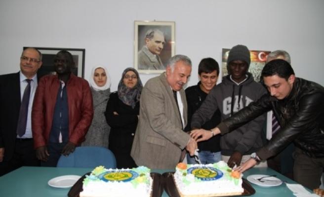 Harran Üniversitesi dünyaya açılıyor