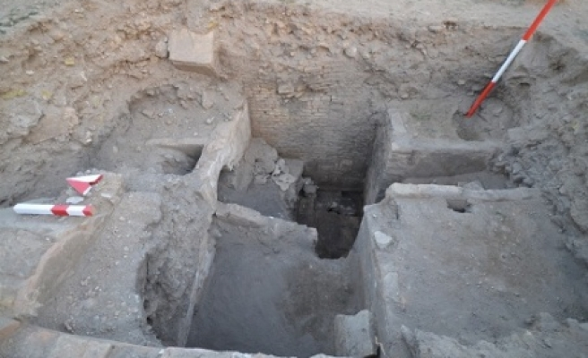 Harran'da 2014 yılı kazıları tamamlandı