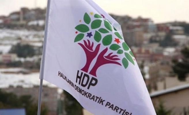 HDP Tarihi Hatadan Son Anda Döndü