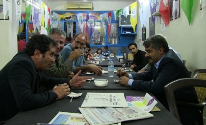 HDP'li aday çok iddialı konuştu…