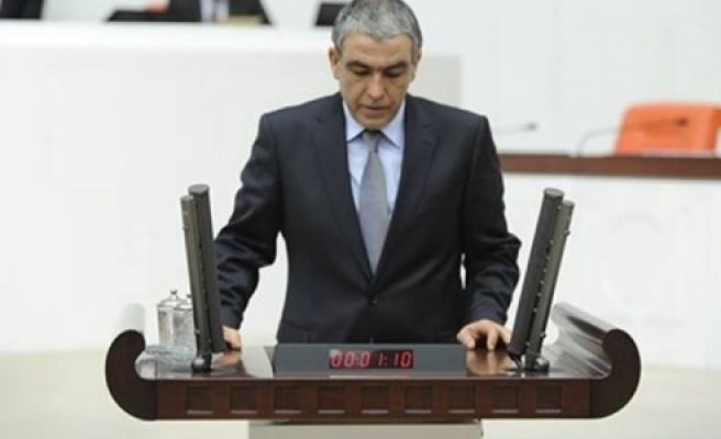 HDP'li vekil'den uyarı.