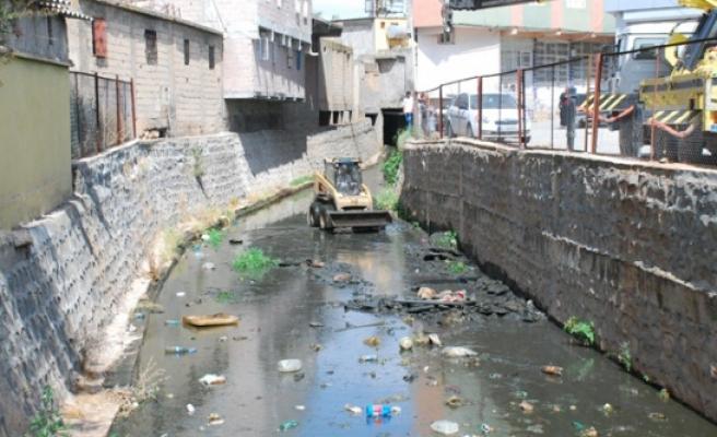 Hilvan'da Çöp Atana Para Cezası
