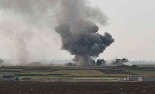 IŞİD'den sınırda bombalı saldırı