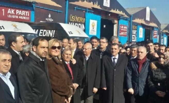 İstanbul'dan Urfa'ya çıkarma yaptılar