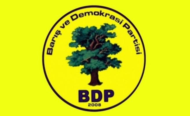 İŞTE BDP BELEDİYE LİSTESİ
