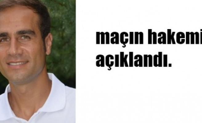 İşte Manisaspor-Urfaspor maçının hakemi...