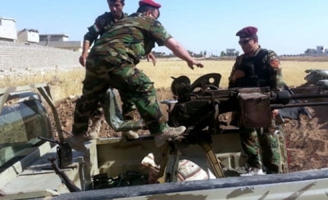 İşte peşmergenin Kobani'deki görevi