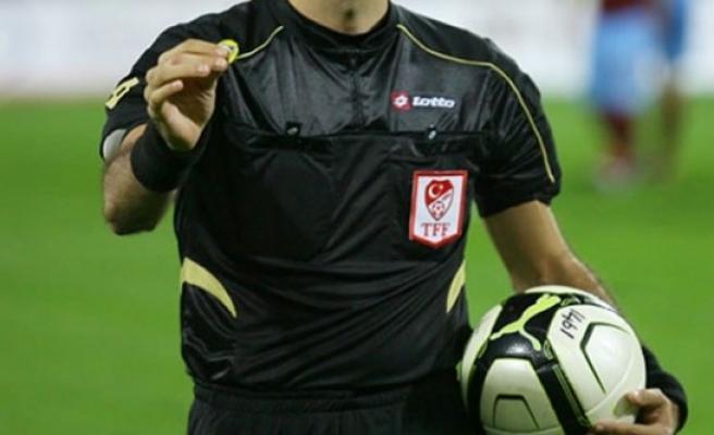 İşte Samsunspor-Şanlıurfaspor maçının hakemi...