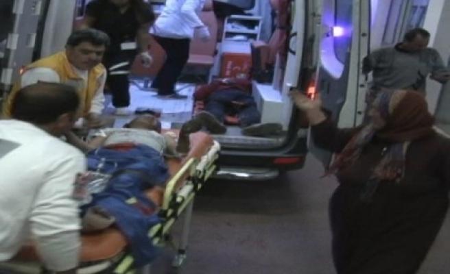 İşte Suriye'den gelen yaralı sayısı