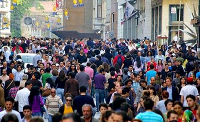 İşte Türkiye'nin yeni nüfusu!