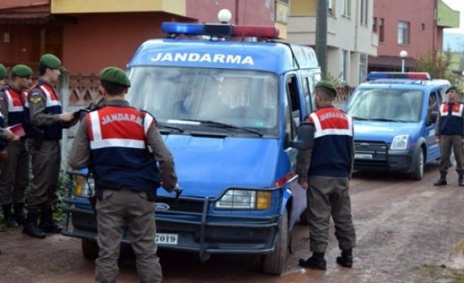 Jandarma'dan Sahur operasyonu...