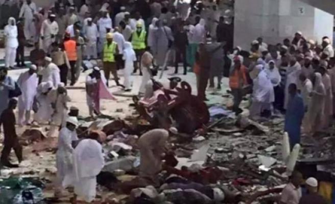 Kabe'de facia:80'den fazla ölü var