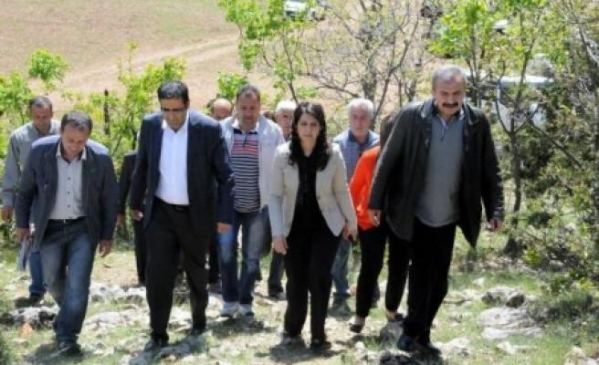 Kaçırılan askerler için HDP devreye girdi