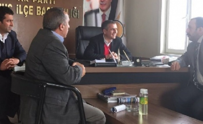 Karahan, Yavuz'dan destek istedi