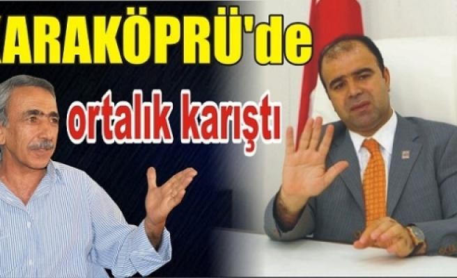 """""""Karaköprü Belediyesinde talan var"""""""
