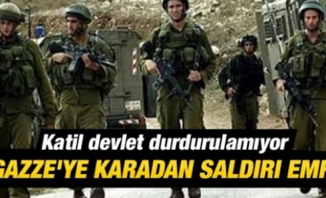 Katil Devlet Müslüman katliamına çıktı..