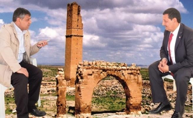 Kıbrıs Gazisi Başkan konuştu...