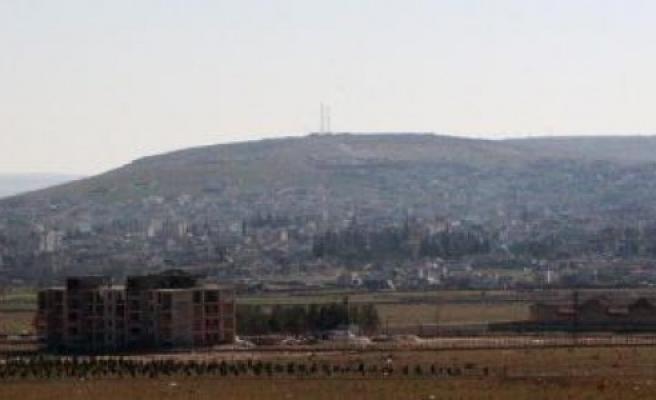 Kobani'de IŞİD geriledi