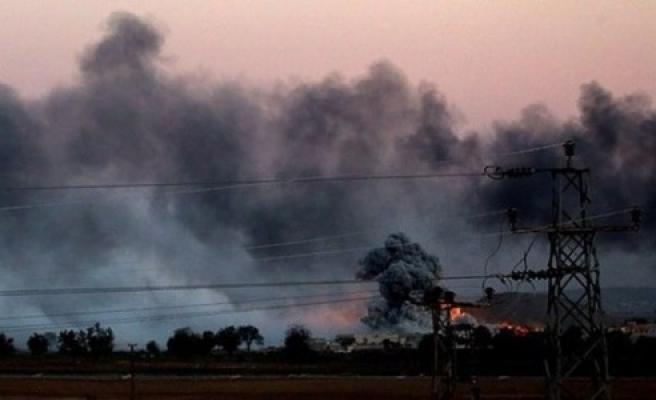 Kobani'de son 24 saat IŞİD'e kabus oldu!