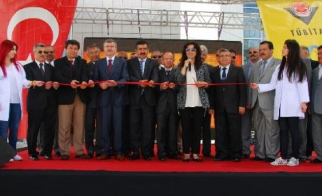 Konya Bilim Festivali Başladı