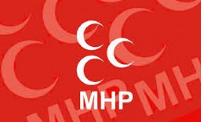 MHP, Ceylanpınar'ı Meclise taşıdı