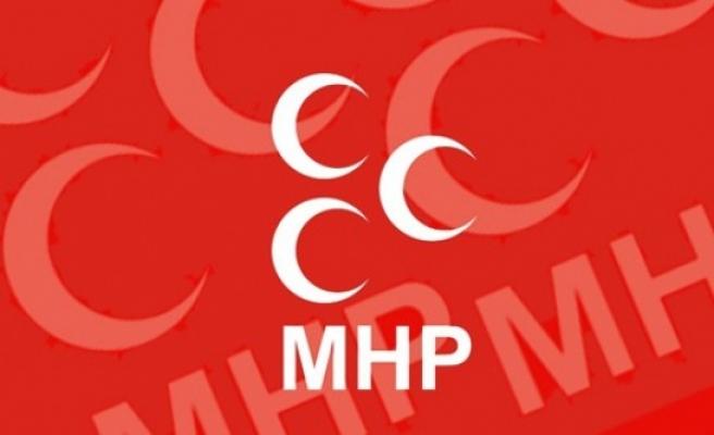 MHP'nin de adayı belli oldu