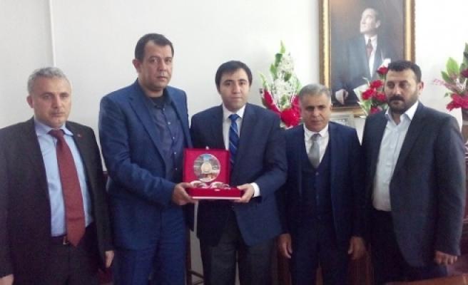 MİSİAD'tan Viranşehir'e çıkarma