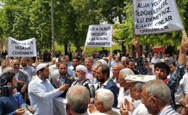 Mursi için toplandılar