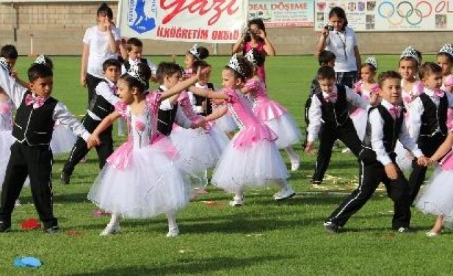 Mut'ta Okul Öncesi Eğitim Şenliği