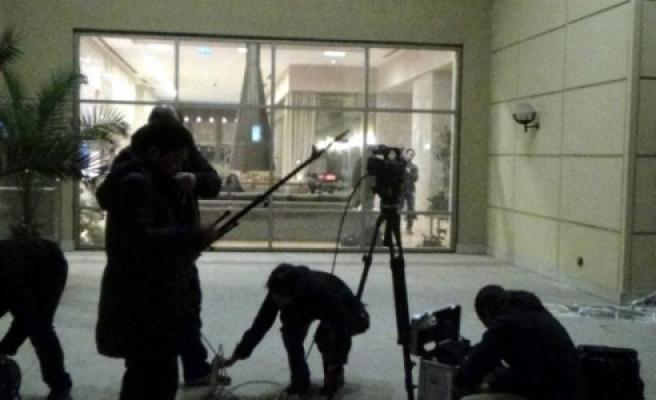 Japon Gazeteciler korktu