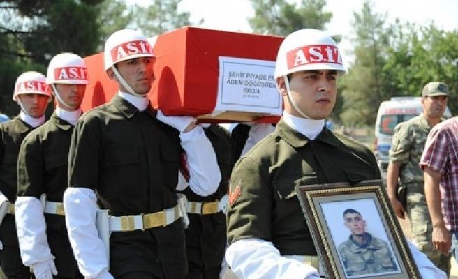 O PKK'lı tutuklandı