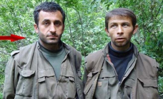 O PKK'lı yakalandı