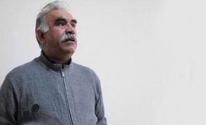 Öcalan: Kabul edilmezse çekilirim