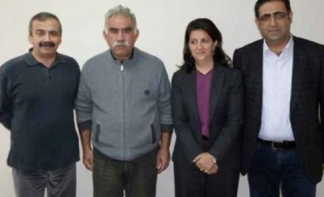 Öcalan'dan kritik mesajlar