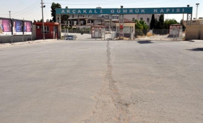 PYD sınır kapısını açmadı