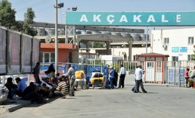 PYD, sınır kapısını kapattı