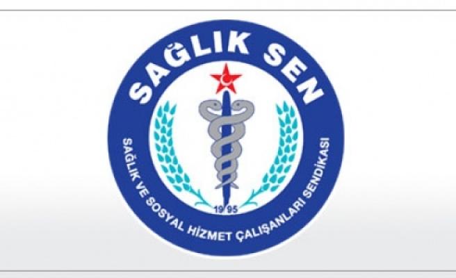 Sağlık-Sen'in Urfa kongresi mahkemelik oldu