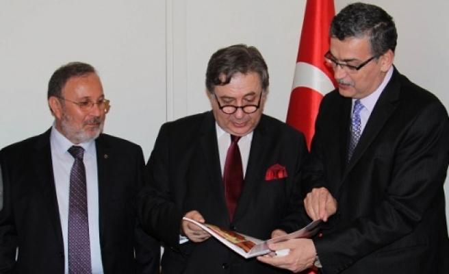 Urfa, UNESCO'ya damgasını vuruyor