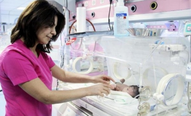 Şanlıurfa'da 1 Yılda 23 Bin 69 Bebek Dünyaya Geldi