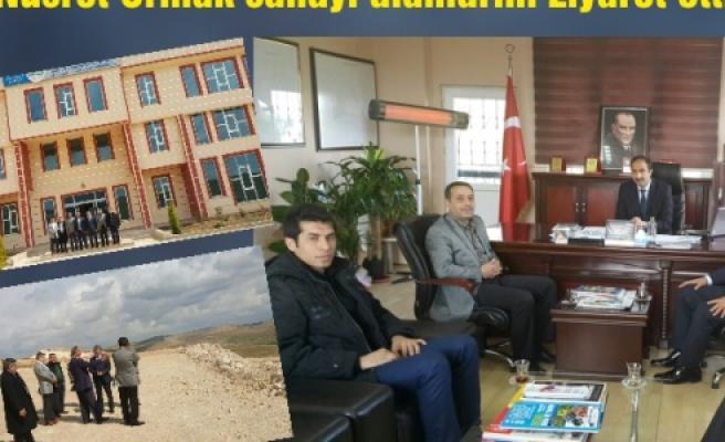 Şanlıurfa'da yatırımın her noktasında AK Parti var
