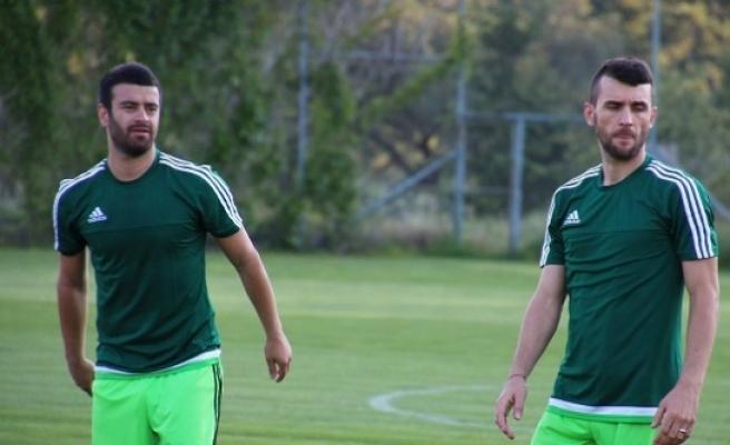 Şanlıurfaspor 2 transfer birden yaptı!