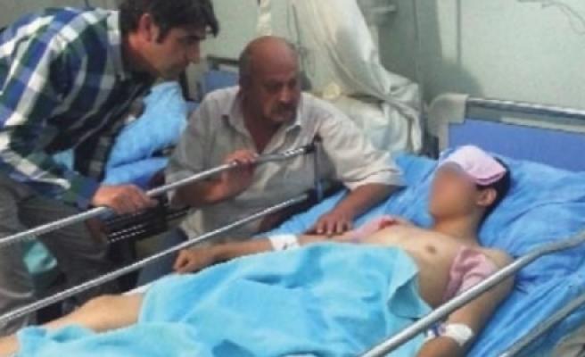 IŞİD militanı Türk çocuk!