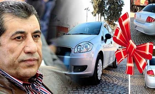 Sivas Belediyesinden Başkan Atilla'ya Doğum Günü Hediyesi