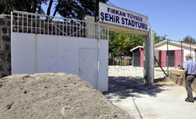 Stadyum yenileniyor